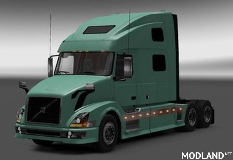 Volvo VNL 780 v 2.8 mod for ETS 2