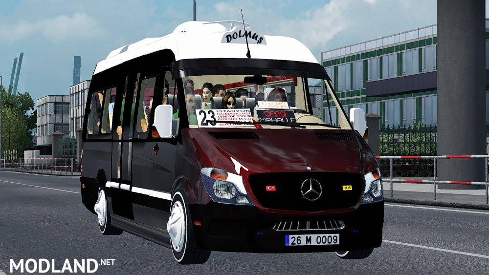 Mercedes Sprinter 2017 Dolmus