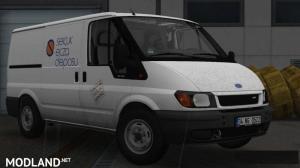Ford Transit MK6 v 1.0