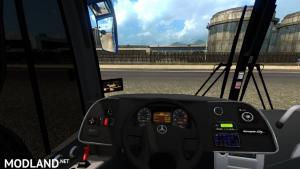 G7 1200 FACELIFT - MB O500rsd Euro 5 for ATS 1.31, 3 photo