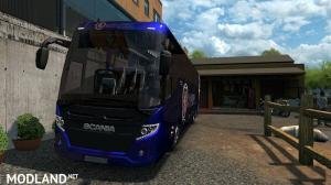 Scania Touring v1.1 for ATS 1.33+