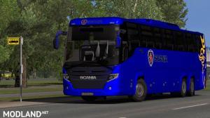 Scania Touring  v1.2 ATS 1.34, 2 photo