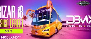 Bus Irizar i8 + Interior v2.3 1.36.x, 1 photo