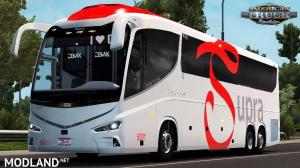 Bus Irizar i8 + Interior v2.3 1.36.x, 2 photo