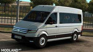 Volkswagen Crafter 2019 v1.0 ATS 1.33 & up