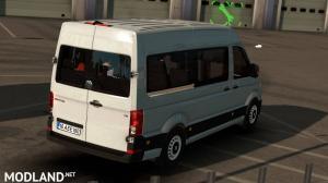 Volkswagen Crafter 2019 v1.0 ATS 1.33 & up, 3 photo