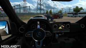 Mercedes-Benz Sprinter 2019 v1.2 ATS 1.36, 3 photo