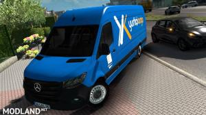 Mercedes-Benz Sprinter 2019 V1R30 ATS (1.37)