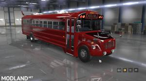 Freightliner F65 or the legendary School Bus v 2.0