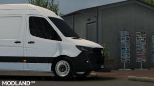 Mercedes Benz Sprinter 2019 V1R10 ATS (1.35)