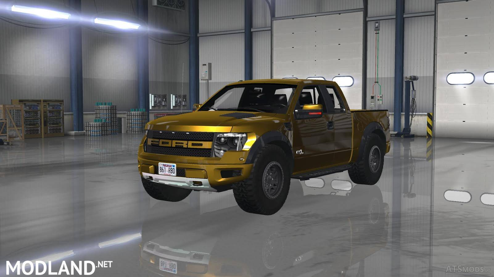 Ford F Svt Raptor V