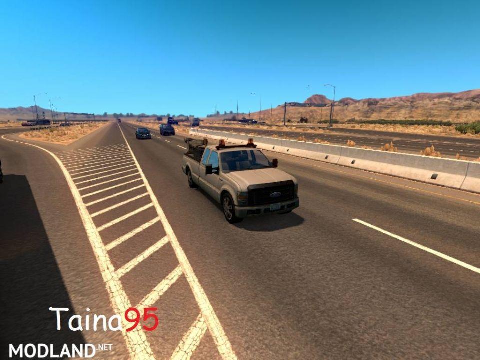 Ford Service AI Traffic Car