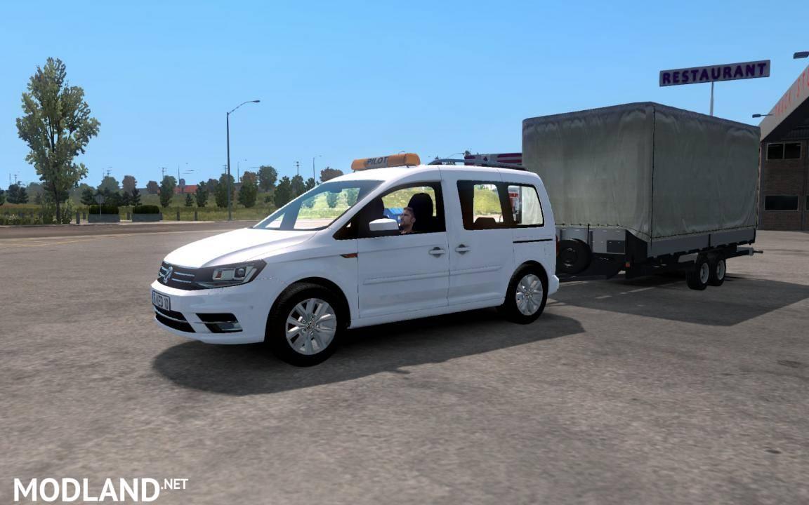 Volkswagen Caddy v1.3 ATS 1.36