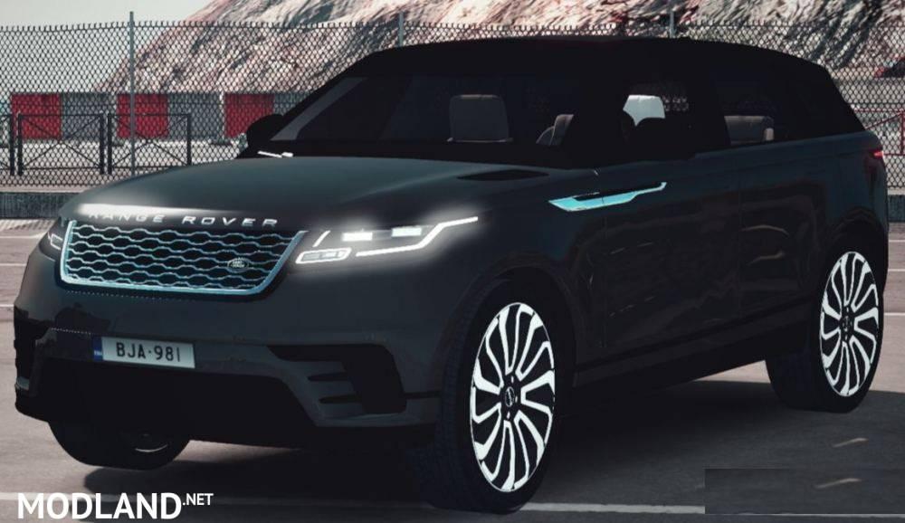Land Rover Velar V2 ATS