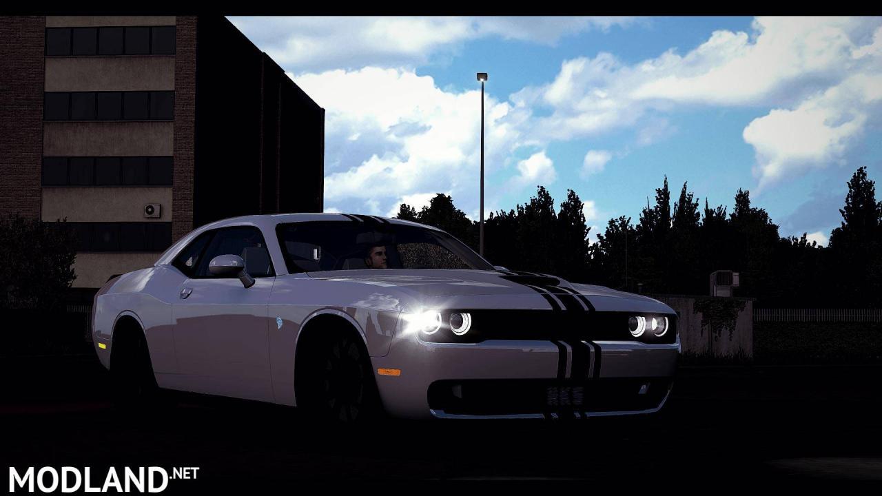 Dodge Challenger SRT (1.37x)