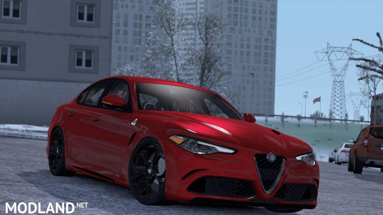 Alfa Romeo Giulia V1R30 ATS (1.37)