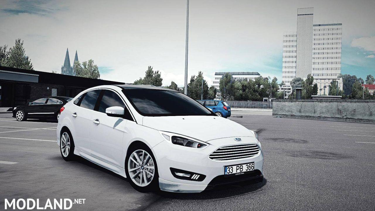 Ford Focus |3.5 [ Hatcback – Sedan ] ATS 1.37
