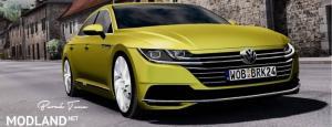 Volkswagen Passat CC 2013 + Arteon 2018 ATS (1.33), 2 photo