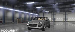 Porsche Cayenne Turbo S 2016 v 1.0