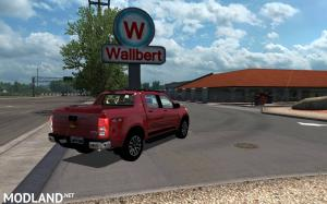 Chevrolet S10 High Country for ATS 1.33-1.34.x, 2 photo