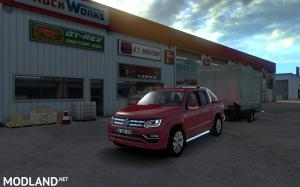 Volkswagen Amarok v 1.1 for ATS