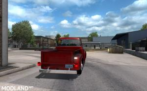 Ford F-100 1956 v 1.1 mod for ATS , 3 photo