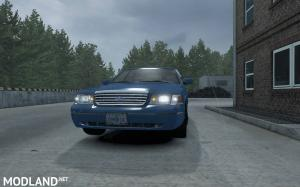 Ford Crown Victoria v1.1 for ATS, 1 photo