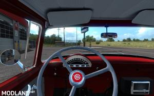 Ford -100 (1956) v1.2 + updated mini-trailer for ATS 1.35.x, 3 photo