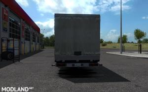 Ford -100 (1956) v1.2 + updated mini-trailer for ATS 1.35.x, 4 photo