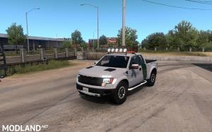 Ford F-150 Raptor for ATS 1.35.x, 1 photo