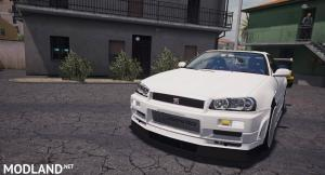 Nissan Skyline GTR-R34 ATS, 1 photo