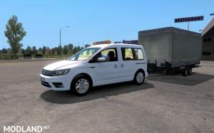 Volkswagen Caddy v1.3 ATS 1.36, 1 photo