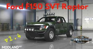 Ford F150 SVT Raptor v 1.4