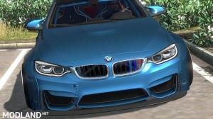 BMW M4 F82 ATS v 2.1 (1.33&up)