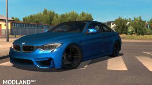 BMW M4 F82 v2.2 ATS 1.36, 1 photo