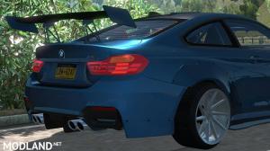 BMW M4 F82 v2.2 ATS 1.36, 2 photo