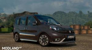 Fiat Doblo 2018 v1.1 ATS 1.36, 3 photo