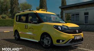 Fiat Doblo 2018 v1.1 ATS 1.36, 1 photo
