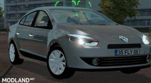 Renault Fluence ATS V1R20 (1.36), 1 photo