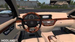 Mercedes Benz s350 4matic 2009 v1.2 ATS 1.35, 2 photo