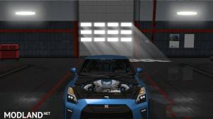 Nissan GTR 2017 V2 Original Mods By KadirYagiz Uptade 1.31