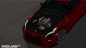 Nissan GTR 2017 V2 Original Mods By KadirYagiz Uptade 1.31, 2 photo