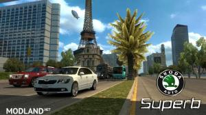 Skoda Superb Mod v 3.3 - External Download image