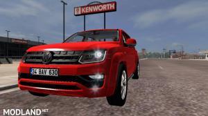 Volkswagen Amarok V6 v 1.0, 1 photo