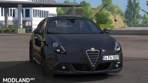 Alfa Romeo Giulietta ATS 1.33+