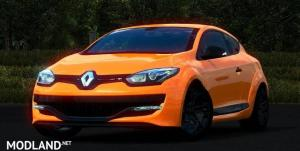 Renault Megane 3 RS v1.0 ATS (1.36.x), 1 photo