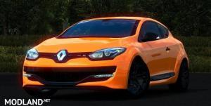 Renault Megane 3 RS v1.0 ATS (1.36.x)