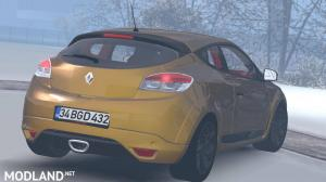 Renault Megane 3 RS v1.0 ATS (1.36.x), 4 photo