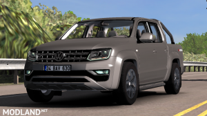 Volkswagen Amarok V6 ATS, 2 photo