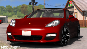 Fix for Porsche Panamera 2010